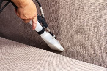 Sofa Cleaning by Win-Win Cleaning Services