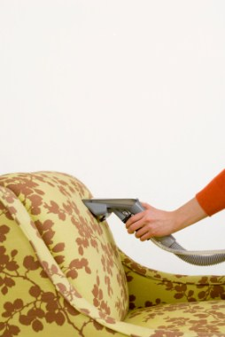 Upholstery cleaning in Callahan, CA by Win-Win Cleaning Services